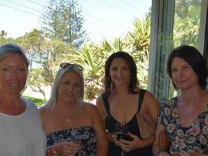 Sarah Radge, Lisa Nash, Monica Staal and Anouk