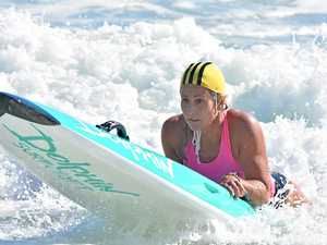 Holmes continues her winning ways in surf