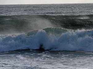Ex-Tropical Cyclone still affecting North Coast beaches