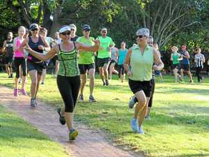 GALLERY: Hundreds help celebrate Rocky parkrun milestone