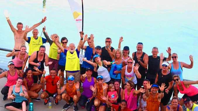 Airlie Beach parkrunners stoked at another great start to the weekend.