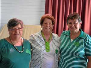 St Patrick's Day at St Therese's