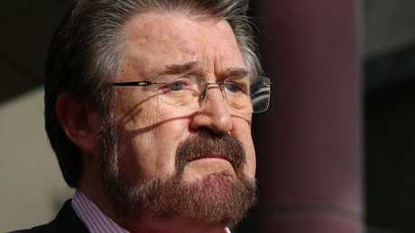 Derryn Hinch denied his accident was due to intoxication.