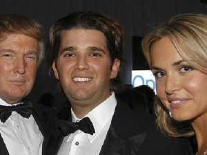 Donald Trump 'upset' he failed his son