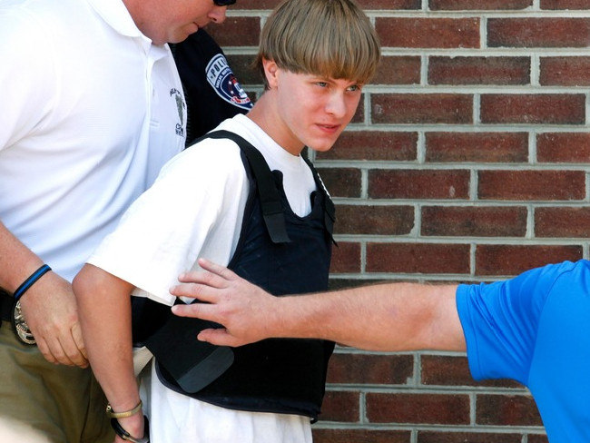 Morgan's brother, convicted Charleston church shooter Dylann Roof, now awaits execution in a federal prison.