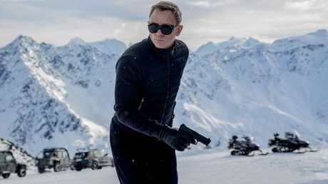 Would James Bond, played here by Daniel Craig, say sorry for doing away with baddies? Not likely. (Pic: Supplied)