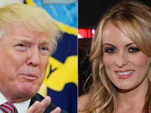 Porn star's 'life threatened' over Trump