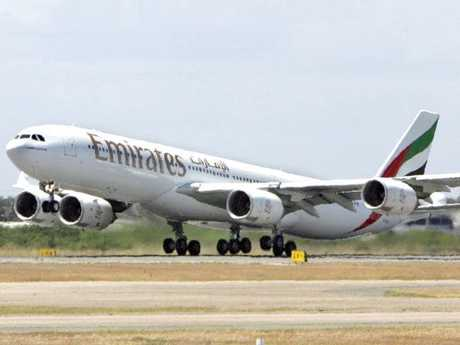 Emirates said it would assist in investigations into the incident. (File image.)