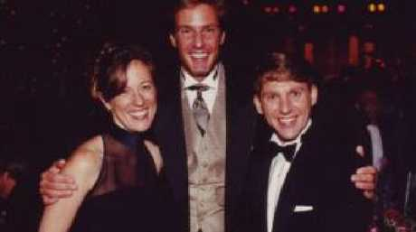 The Miscavige family in happier times. Picture: NewsCorp.
