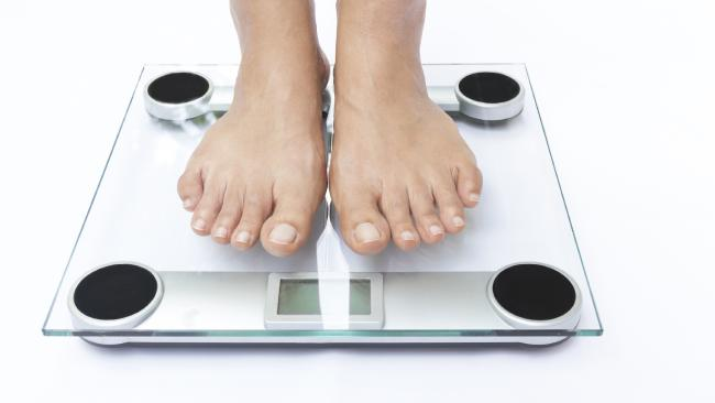 Don't worry 98 per cent of health professionals surveyed didn't know where the weight went.