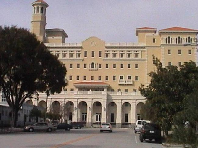 The Church of Scientology's headquarters in Clearwater, Florida. Picture: Supplied