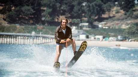 Before he jumped the shark, Fonzie from Happy Days found it impossible to apologise. (Pic: Getty)
