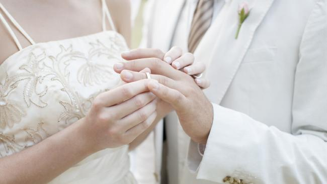 Anne* thought she'd married the man of her dreams. Until the police showed up at her front door. Picture: iStock