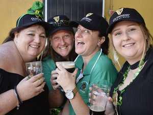 St Patrick's Day fun
