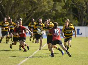 Yamba Buccaneers vs Redcliffe at the trial match on