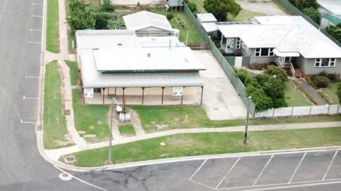 FOR SALE: The old site that used to house Crows Nest Soft Drinks is now on the market.