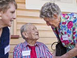 Veteran honoured