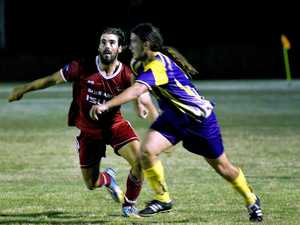Wide Bay Premier League Rd 1: Utd Warriors v Bargara