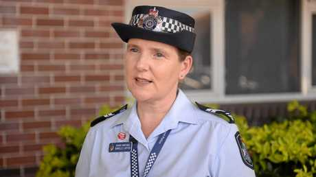 LOCK IT UP: Senior Constable Danielle Loftus said people could consider engraving valuables.