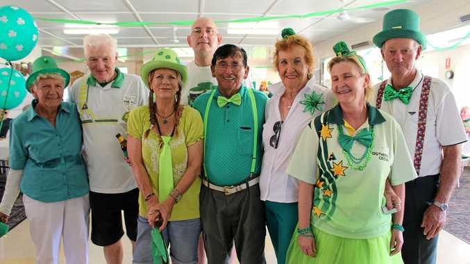 GALLERY: 'Green' cure for Patty's day homesickness