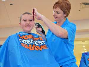 2018 Fraser Coast World's Greatest Shave