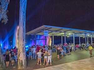 Rockhampton riverbank opening