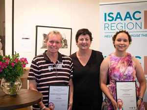 Women in Isaac awards