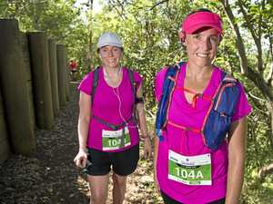 Hundreds take up race challenge