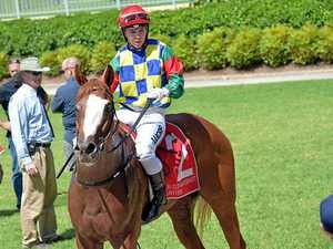 Jockey Brooker is back and galloping forwards