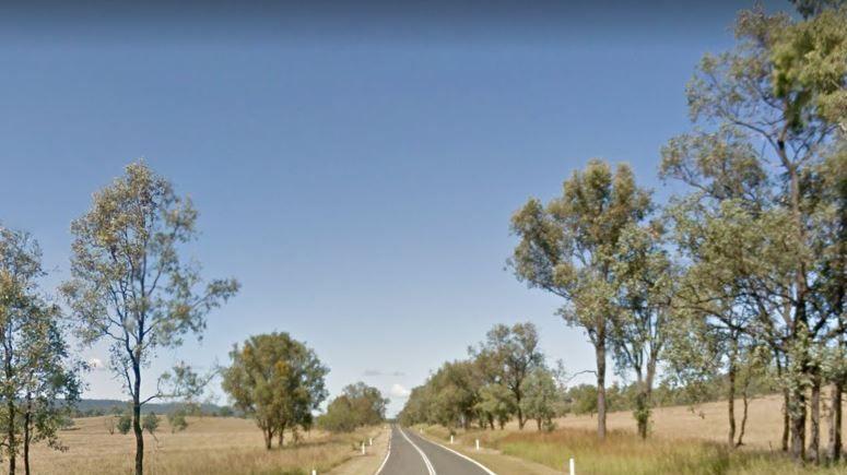 Burnett Highway at Booubyjan
