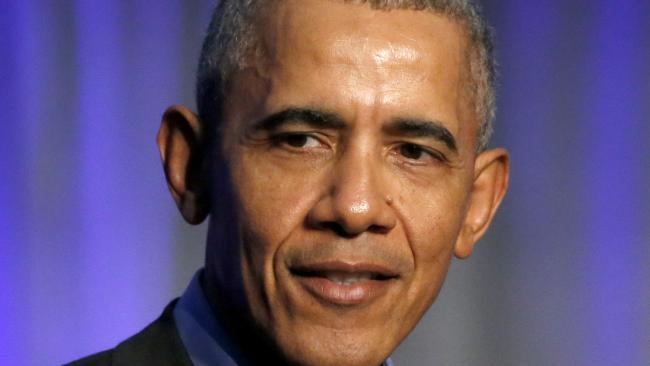 US President Barack Obama will spend two days in Australia. Picture: AP