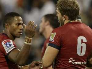 Thorn delivering on Queensland Reds promise