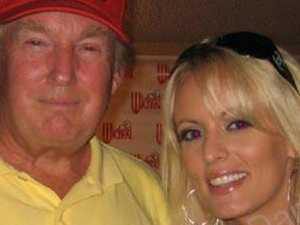 Donald Trump pursues porn star Stormy Daniels for $26m