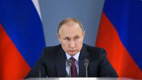 """Experts reject the idea that Russia is leading a """"new Cold War""""."""