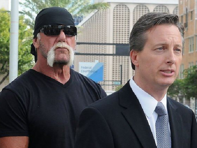 Lawyer Charles Harder represented Hulk Hogan. Picture: Supplied