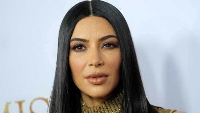 Kim Kardashian. Picture: AFP