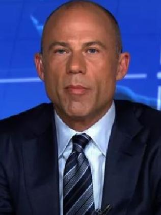 Michael Avenatti who is the lawyer for Stormy Daniels. Picture: Supplied
