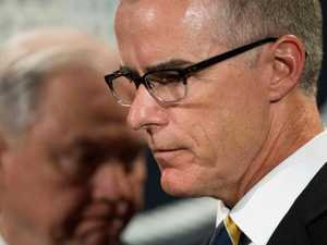 Sacked FBI boss 'has notes' on Trump