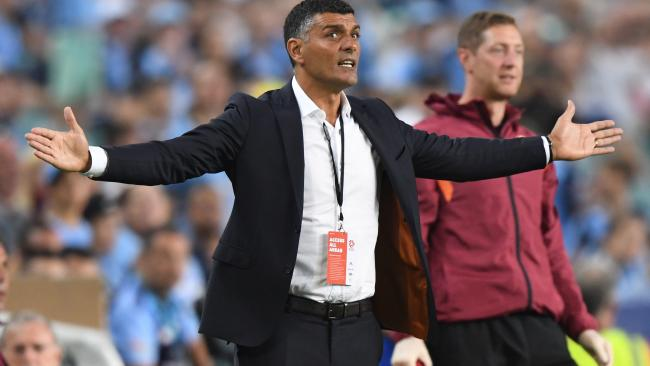 John Aloisi says the Roar's finals equation is simple.