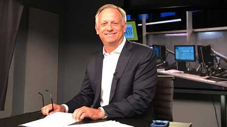 Steve Siebold on the publicity trail for his new book. Picture: Supplied
