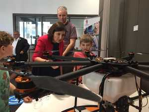 New drone program announced for Toowoomba students