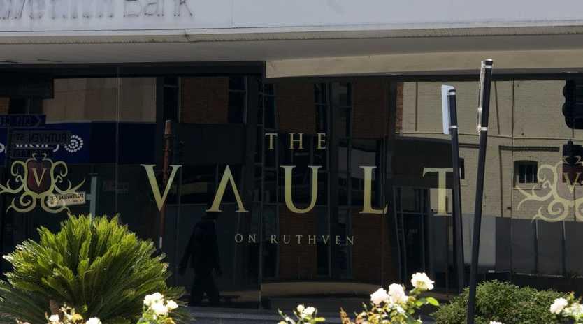 The Vault on Ruthven St in Toowoomba's CBD.