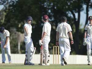 A Grade cricket semi final
