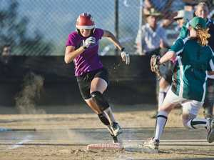 Softball Womens grand final
