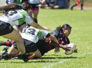 Toowoomba vs Souths Magpies.