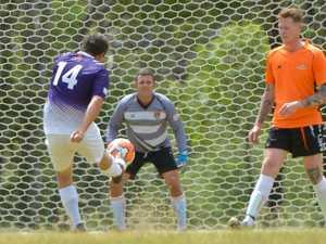Gladstone Men Combined soccer season start - Calliope