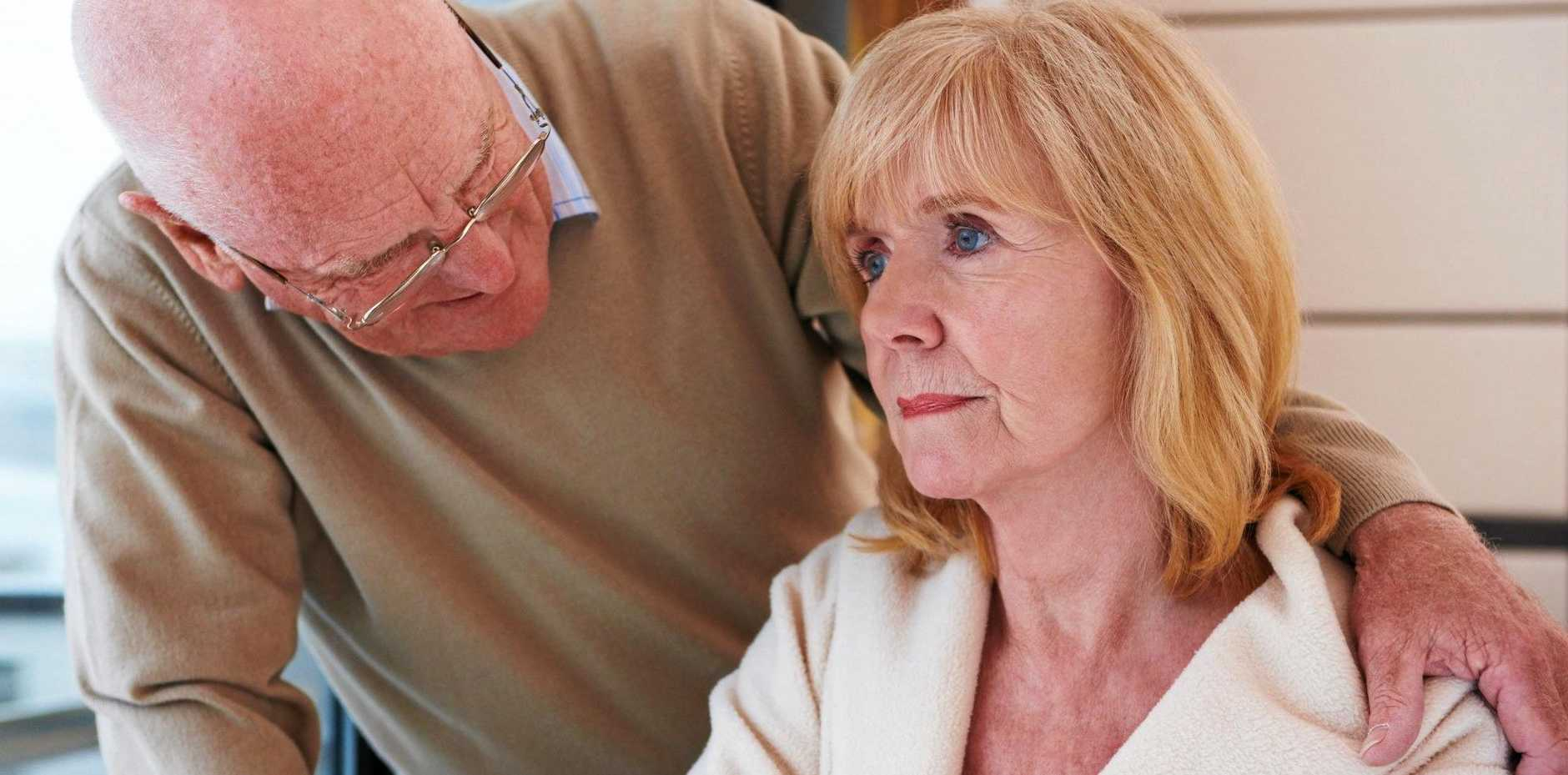 UNDERSTANDING PAIN: Chronic surgical pain often remains difficult for seniors to understand and deal with both physically and mentally.