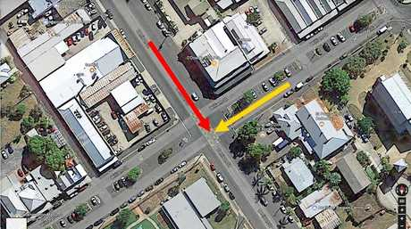 DANGEROUS CROSSING: There are calls from the CQ community to improve the safety of rail level crossings in Rockhampton's CBD after a number of accidents.