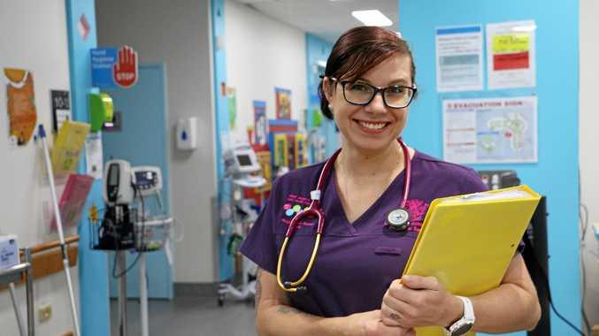 Ipswich Hospital Maternity Ward Tour