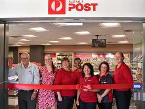 Roma post office debuts new look after upgrade